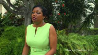 Eugenia Millender, Ph.D.  - Health and Wellness  -Humanitarian - Women of Excellence 2013