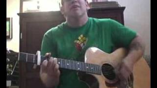 """If Today Was Your Last Day"" by Nickelback - Acoustic Guitar"