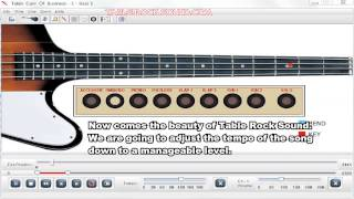 Bass Guitar Lesson Takin Care Of Business   Bachman Turner Overdrive BTO