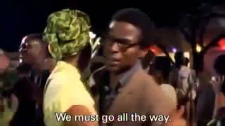 Independence Cha Cha dance scene from Lumumba