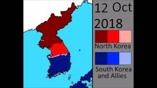Korean War 2  [Alternate future wars]