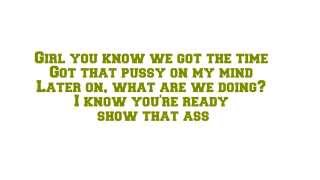 Chris Brown, Tyga - Remember Me LYRICS