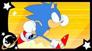 Sonic Mania - Belíssima Abertura em ANIME liberada