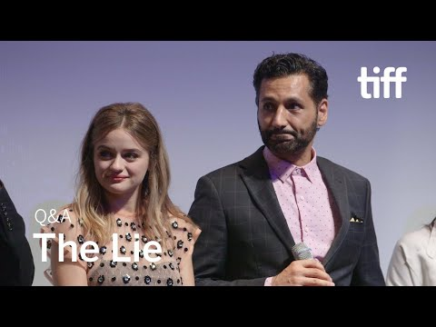 THE LIE Cast and Crew Q&A | TIFF 2018