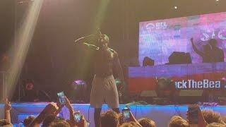 STORMZY - SHUT UP (AYIA NAPA 2016) LIVE