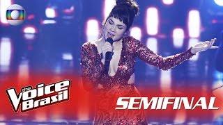 Jade Baraldo canta 'Love Is a Losing Game' na Semifinal – 'The Voice Brasil' | 5ª Temporada