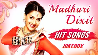 Best Hits Of Madhuri Dixit | Evergreen Hindi Songs | Jukebox width=