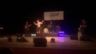 Aydilge - Erkekler de Yanar (Bolu Konseri)