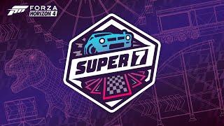 Forza Horizon 4 Super7 Reveals Track Customization
