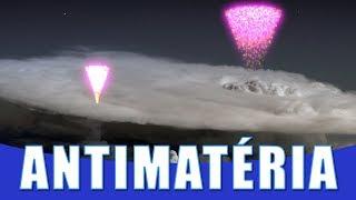 Relâmpago Dispara Feixe de Antimatéria para a Terra | AstroPocket