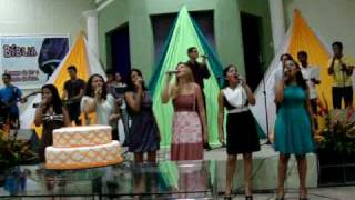Tu és Santo - Igreja Batista Emanuel - Petrolina PE