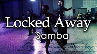 SAMBA | CDM & DJ ICE - Locked Away (51 BPM)