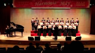 1. It was a lover and his lass (John Rutter's Birthday madrigals) By 외대합창단