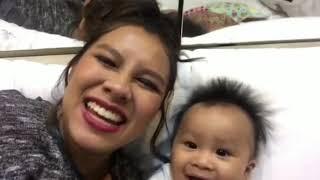 Baby Ninja Nak Lari Tak Sanggup Dengar Jihan Menyanyi