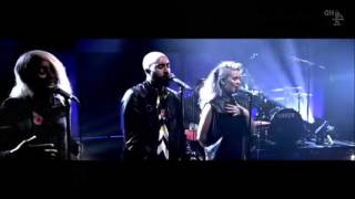 Rudimental feat. Will Heard - Lay it all on me LIVE on Alan Carr Chatty Man