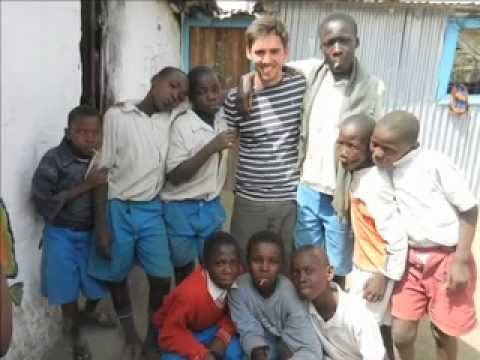 King Richard School Kenya Trip 2013 with Planet Sport and African Adventures