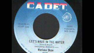 Marlena Shaw - Let's wade in the water - Northern Soul Dancer.wmv