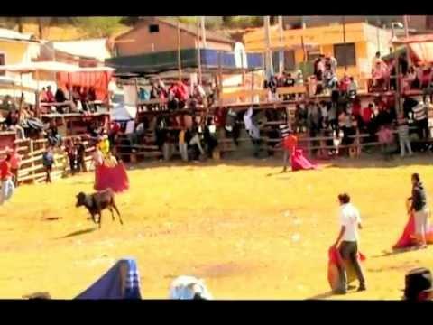 SEGUNDA TARDE TAURINA.SEVILLA 2012 ECUADOR
