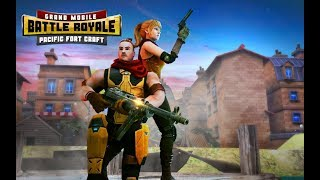 Battle Royale Grand Mobile Pacific Fort Craft Android Gameplay width=