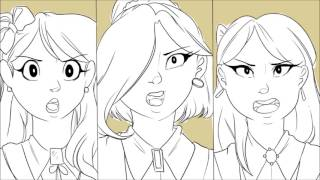 Candy Store - Heathers Animatic