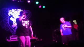 Knox Money - Gz & Hustlaz live at St. Andrews in Detroit, M