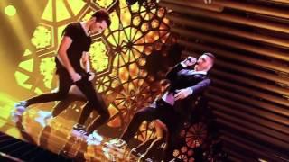 Nadav Guedj - Golden Boy LiVE 2015 Eurovision Song Contest  golden boy