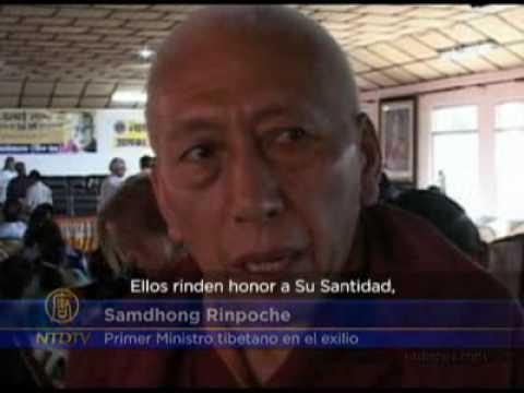 Exiliados tibetanos celebran 50 años en Dharamsala