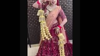 Indian Bride Dancing on Daru Badnaam - Kamal Kahlon & Param Singh | The Wedding Script