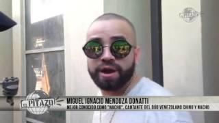 Piden 50 mil dólares a Chino y Nacho para grabar video en la Flor de Barquisimeto