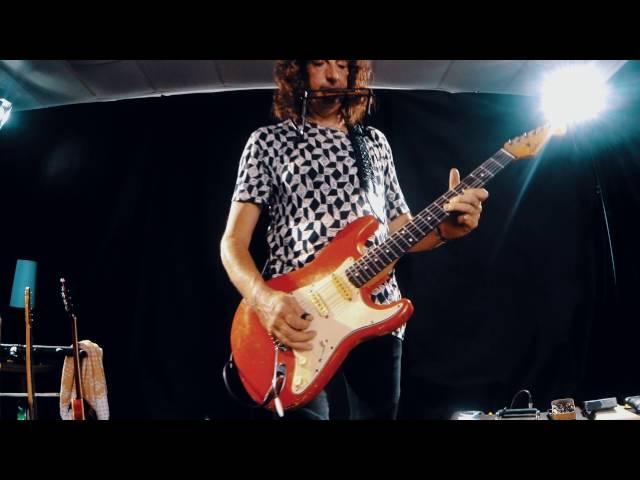 Video en directo de Gwyn Ashton - The Road is My Religion - 3x2 Studio