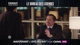 LE BUREAU DES LEGENDES - En DVD, Blu-Ray et sur CanalVOD !