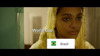 Brazil malayalam stauts video | fifa world cup | parava movie mix | Neymar width=