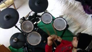 Piero Pelù - Sorella Notte (Drum Cover)