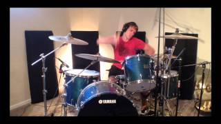 Foo Fighters - Rope (Deadmau5 Remix) DRUM COVER