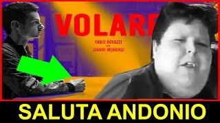 Fabio Rovazzi (feat. Gianni Morandi) - Volare (PARODIA) - Manuel Aski