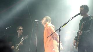 Liam Gallagher Wall Of Glass at One Love Manchester