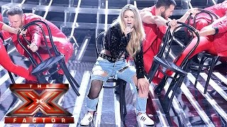 Louisa Johnson performs Michael Jackson classic  | Live Week 2 | The X Factor 2015