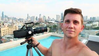 LIVING LIKE A KING FOR $35 - BANGKOK THAILAND