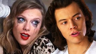 Harry Styles Finally Reacts To Taylor Swift Songs About Him