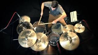 Andrew McEnaney - Psycho White (Travis Barker X Yelawolf) - Push Em Drum Play-Along
