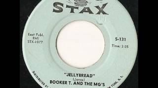 Booker T & The Mg's - Jellybread Stax S-131 1963