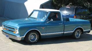 67- 72 CHEVY TRUCKS