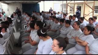 Concurso de belleza en la Penitenciaría de Tijuana
