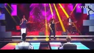 Banda Más 7 (+7) Oficial - 2daa Gala Eres Digno de Gloria Cover