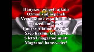 Magyar Himnusz (szöveggel)