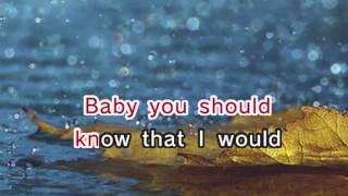 One Direction - I Would (Karaoke and Lyrics Version)