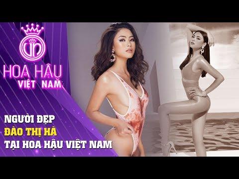 Hoa hậu Việt Nam | Người Đẹp Nhân Ái Đào Thị Hà