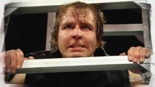 "WWE: Dean Ambrose Custom Titantron ""Retaliation"" (2 Version)"