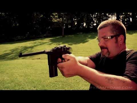 Video: Umarex M712- Airgun Reporter Episode #121 | Pyramyd Air