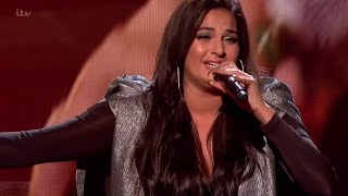 "Monica Micheal sings ""Broken Hearted Girl"" - Week 3 - Live Shows - The X Factor UK 2015"